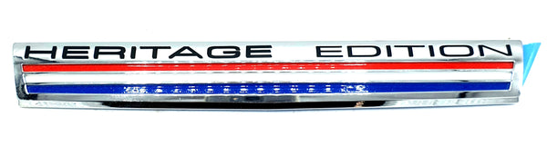 Badge 'Heritage Edition' - Chrysler 300