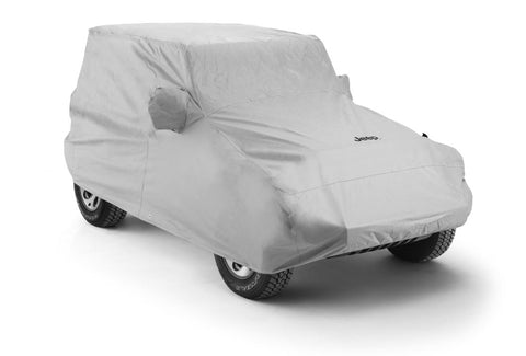 Car Cover (Outdoor) - Wrangler 2 Door