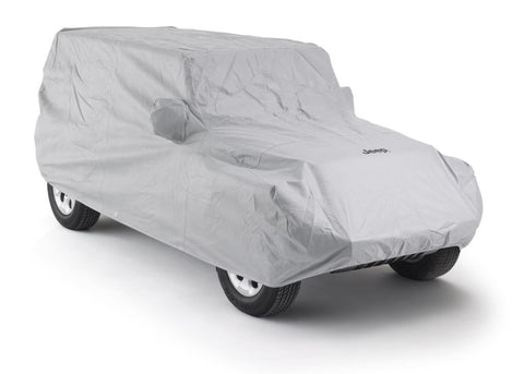 Car Cover, Outdoor - Wrangler 4 Door