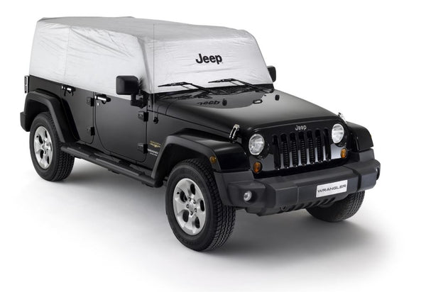 Cab Cover, Outdoor - Wrangler 4 Door