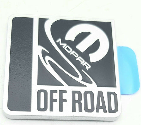 Badge, Mopar® Off-Road