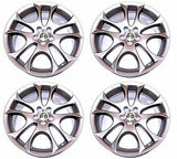 "17"" Titanium Alloy Wheel Kit - 147, 156 & GT"