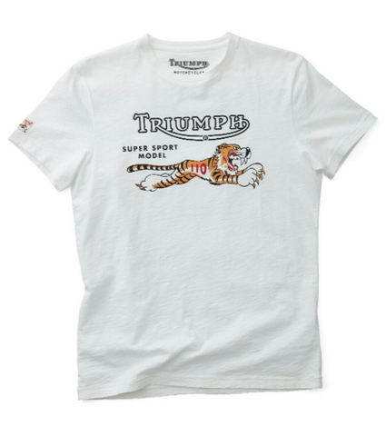 Triumph Men's Turner Tiger T-Shirt - MTSS19E07