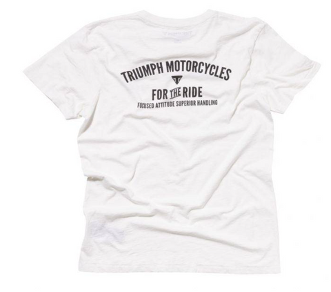 Triumph Men's Chatterton T-Shirt - MTSA19107