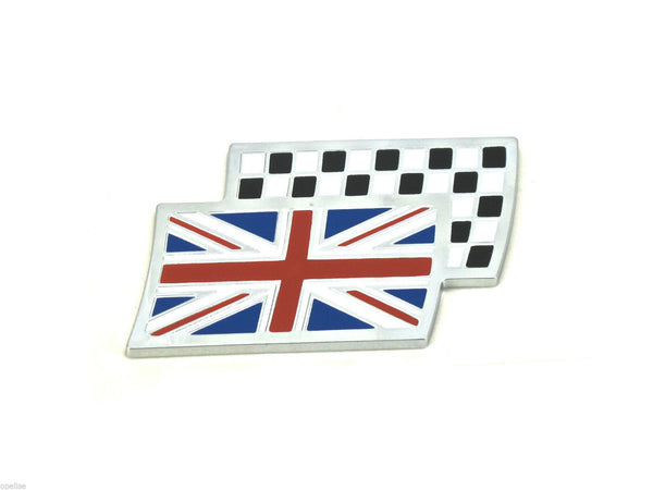 Twin Flag Badge - MG Rover DAG000070MMM