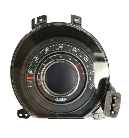 Speedo Head - 500 Abarth