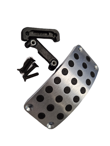 Alloy Pedal Cover, Throttle - 147 GTA