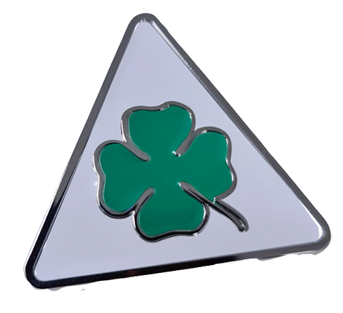 Badge, Wing 'Cloverleaf' - Triangular
