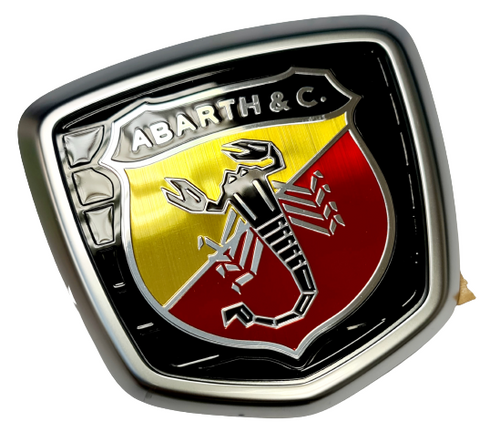 Badge, Tailgate - 500 Abarth 70th Aniversary