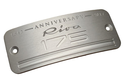 '500 Anniversary Riva 175' special Edition Plate'