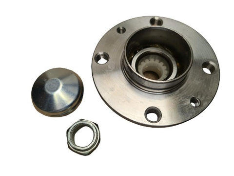 Wheel Bearing Kit, Rear - 500 Abarth