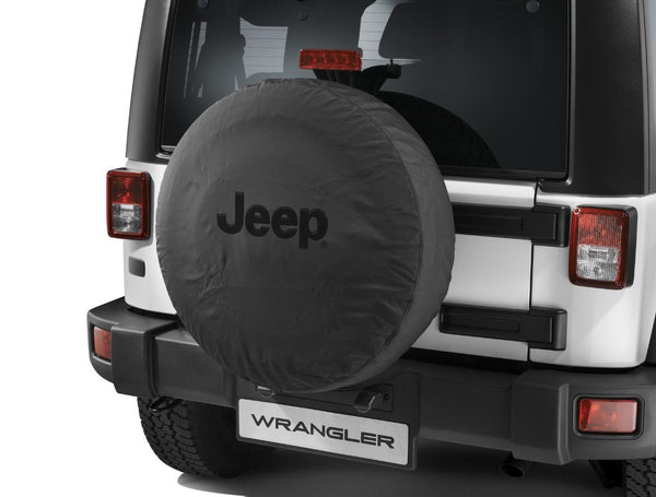 Tyre Cover, Jeep - Wrangler