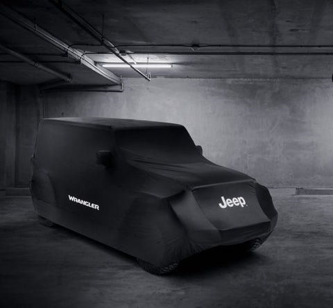 Car Cover, Indoor - jeep® Wrangler 2 Door