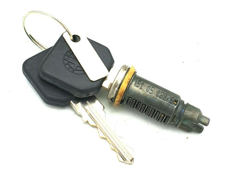 Boot Lock Barrel and Keys - 155