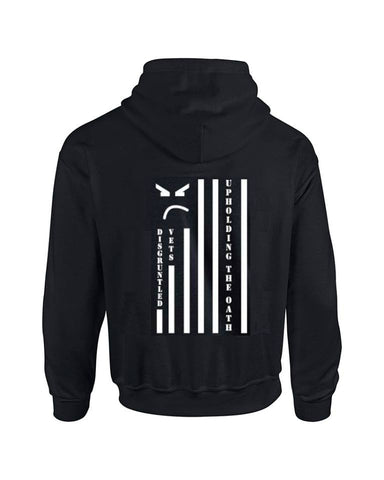 THE DISGRUNTLED VET Hoodie