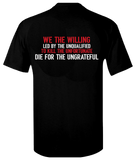 """We The Willing"" T-Shirt"