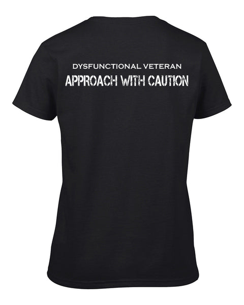 APPROACH WITH CAUTION T-Shirt (Female)