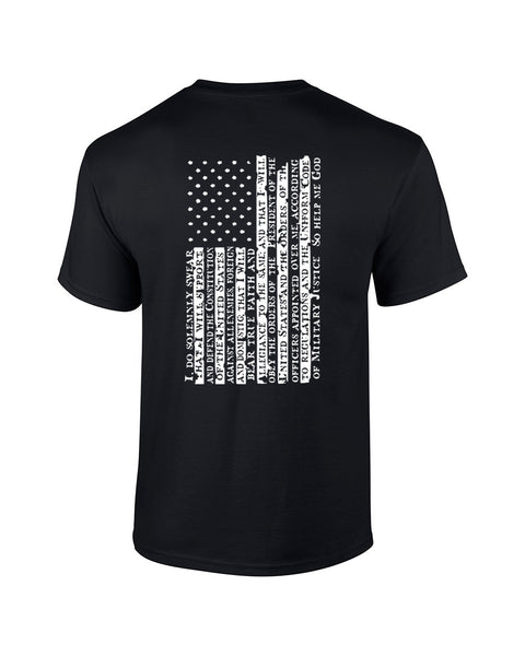 OATH OF ENLISTMENT T-Shirt