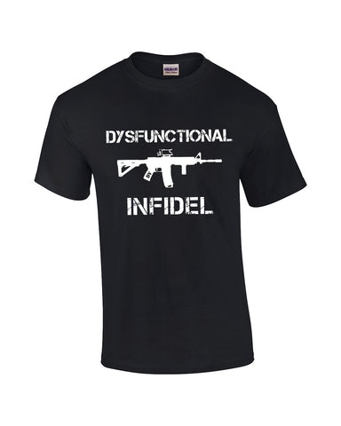 DYSFUNCTIONAL INFIDEL T-Shirt