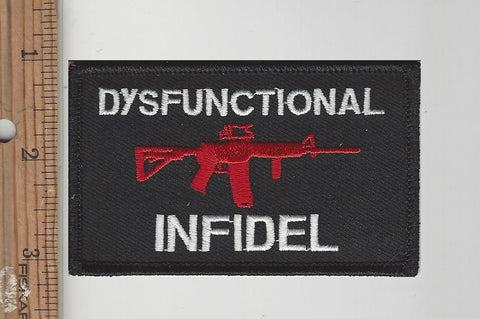 Dysfunctional Infidel Patch