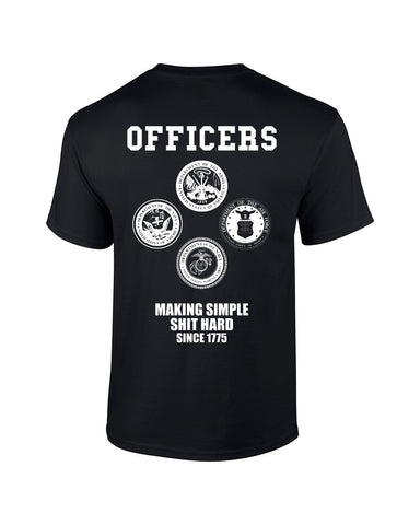 *Clearance Item* OFFICERS T-Shirt