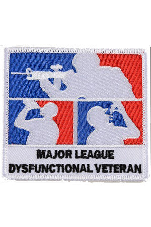 MAJOR LEAGUE DV Patch