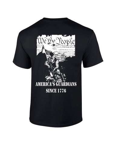 MINUTEMAN Warrior Pointe T-Shirt