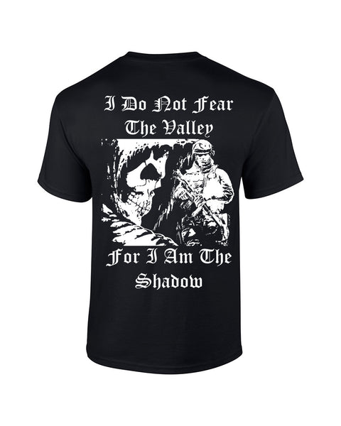 I AM THE SHADOW Warrior Pointe T-Shirt