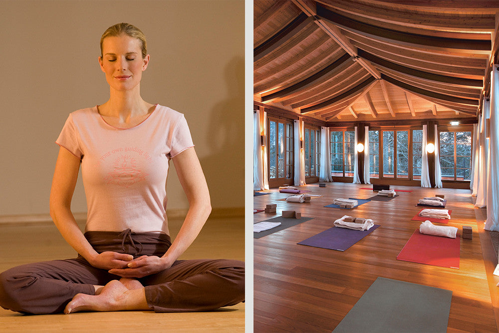 Yoga-Holiday: 3 Yoga-Resorts, die du kennen musst