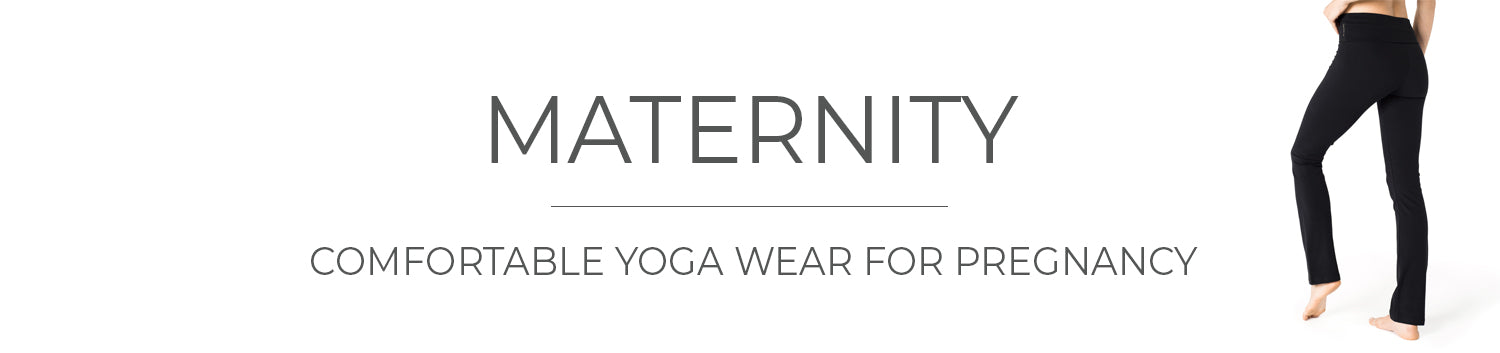 LP: Maternity Yoga Wear