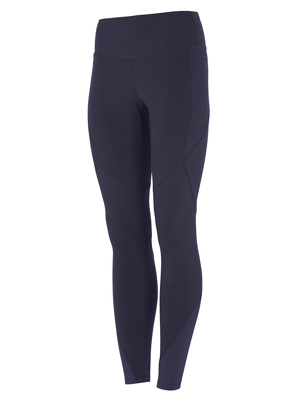 High Waist Glamour Legging Dark Indigo