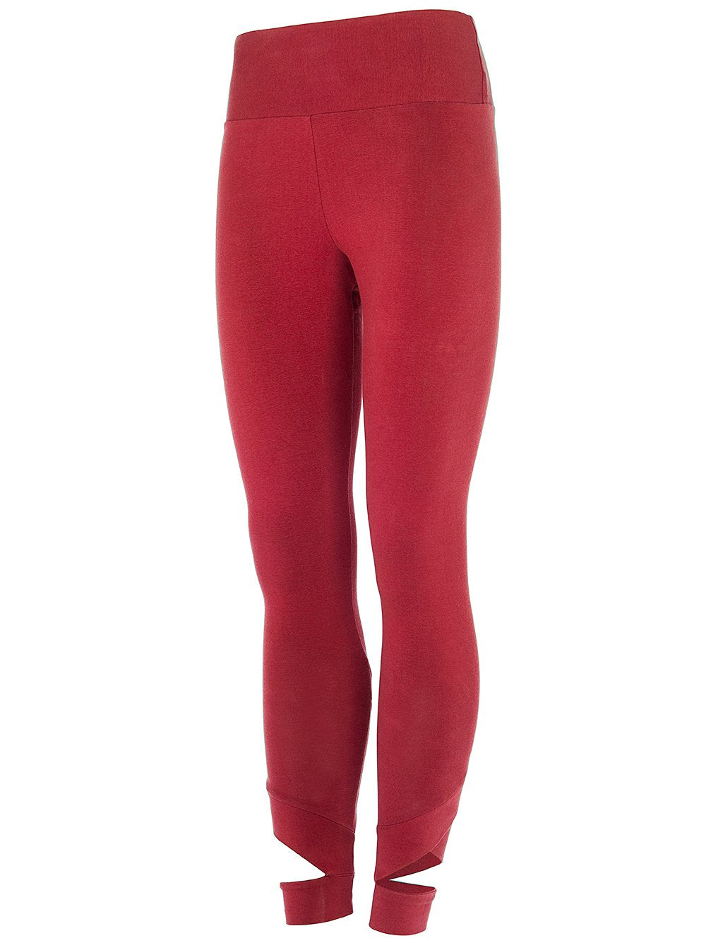 High Waist Legging with Cut Outs Kir Royal