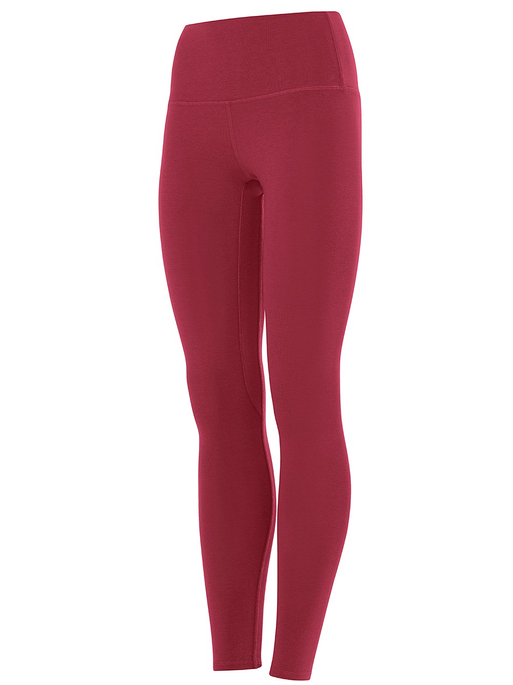 Yoga Legging in rot