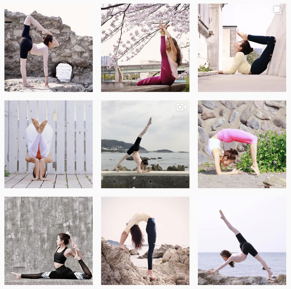 5 Instagram Yoginis we love: @seonia