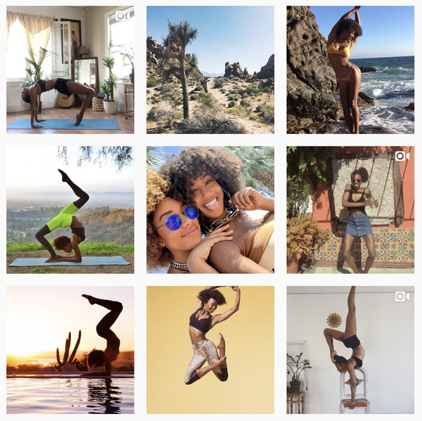 5 Instagram Yoginis we love: @yellabella