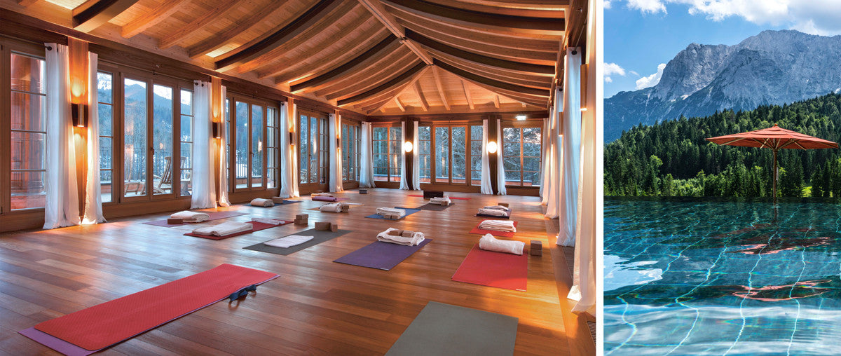Yoga Resort Schloss Elmau