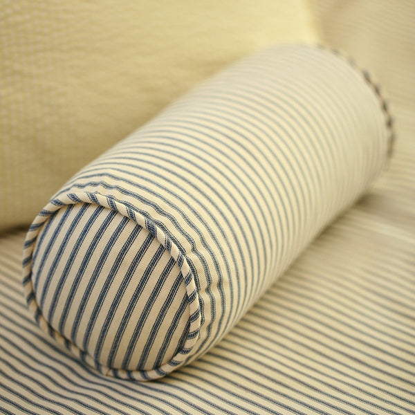 Smitten For Ticking Stripes: Ideas for decorating with stripes