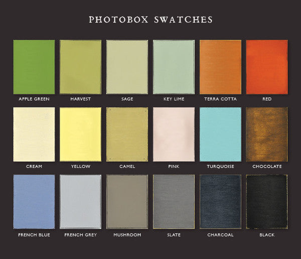 Sugarboo Designs Photobox Picture Frame Colors