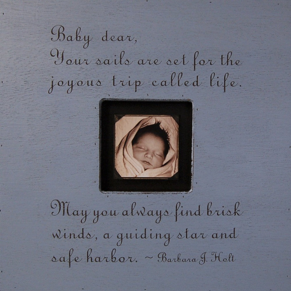 Baby Dear Photobox Picture Frame Sugarboo Designs