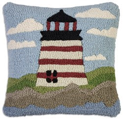 Lighthouse Pillow