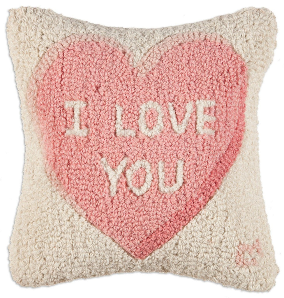 Love Pledge Pillow
