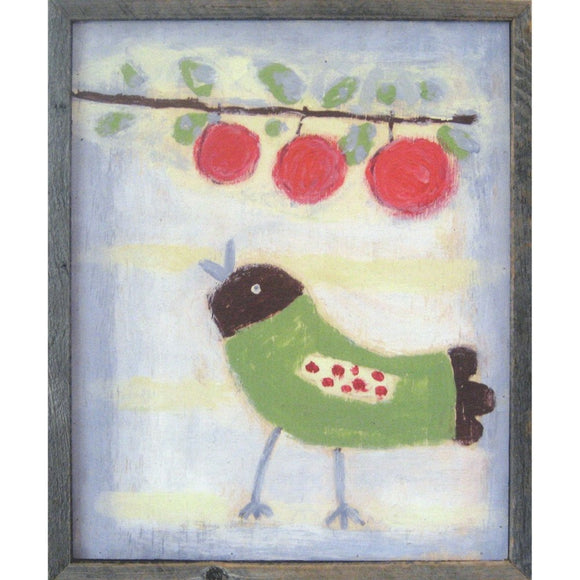 Bird With Cherries Sugarboo Designs Rebecca Puig