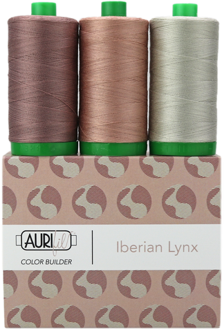 Aurifil Colour Builders - Iberian Lynx