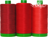 Aurifil Colour Builders - Red Panda