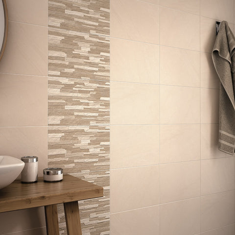 Image of Anchorage Tile in Bathroom