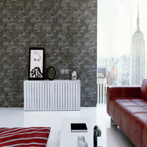 Image of Atico Zinc in Manhattan Apartment