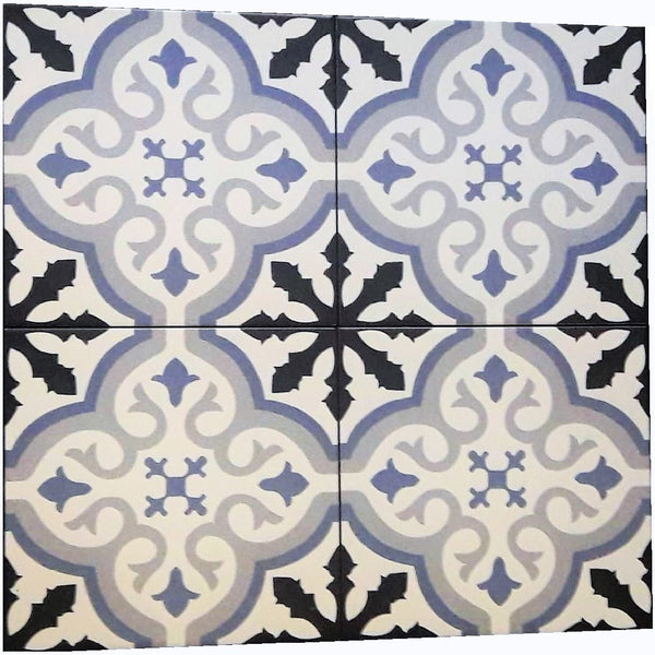 Image of Balmoral Azul Floor Tile