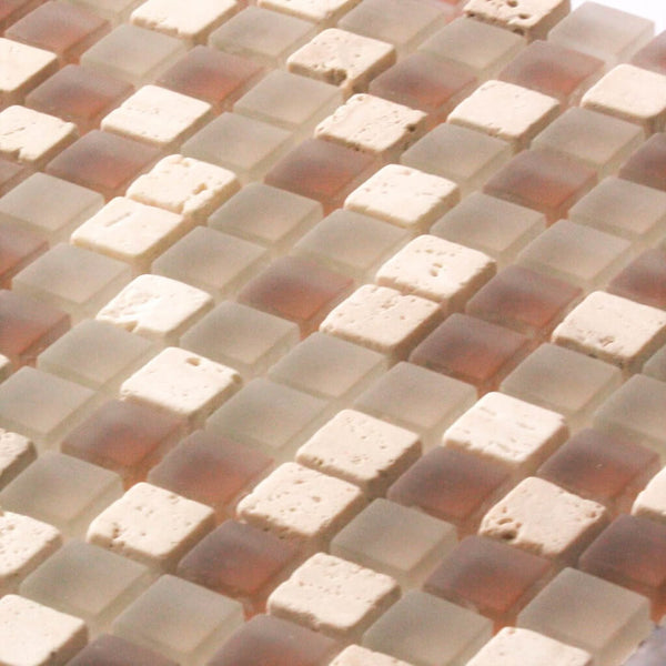 Mosaic Tile Sheets - Capri