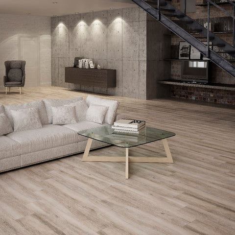 Glen Oak Laminate in Fancy Apartment