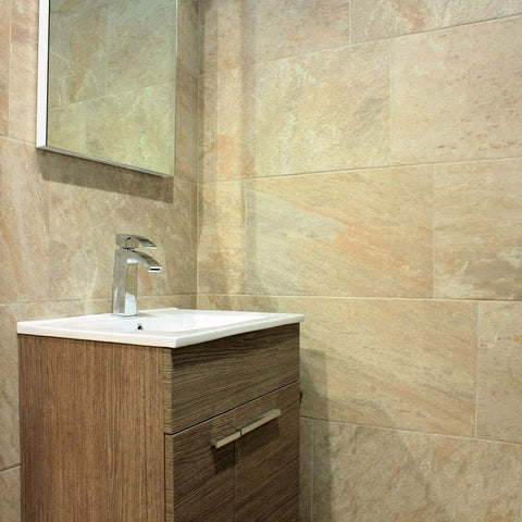 Montblanc Bathroom Wall Tile with Handbasin